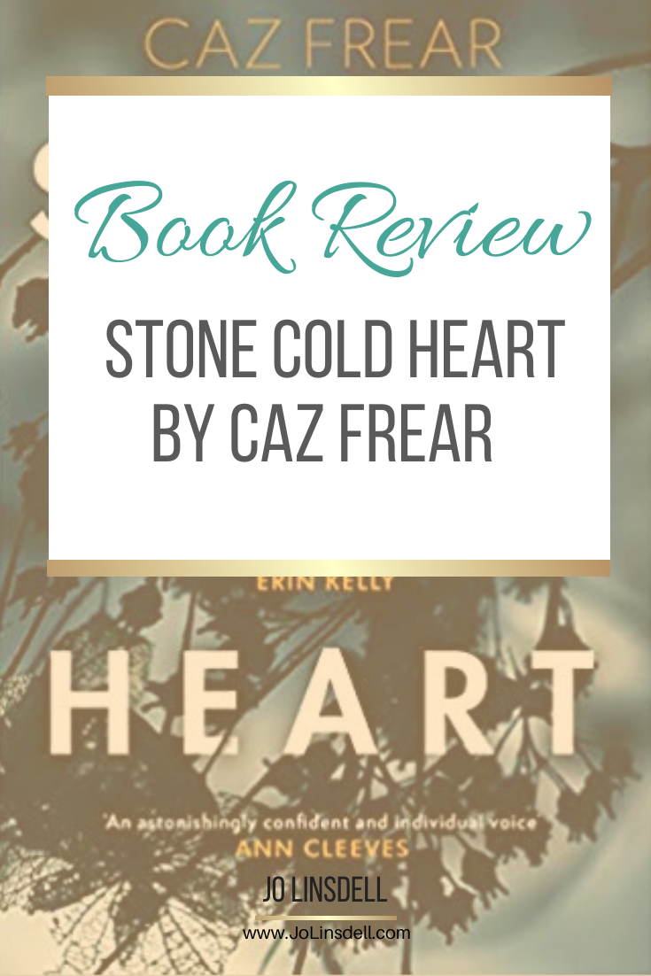 Book Review: Stone Cold Heart by Caz Frear