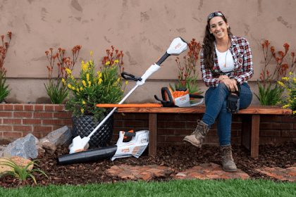 Sara Bendrick DIY Explains 2019 Landscaping Trends