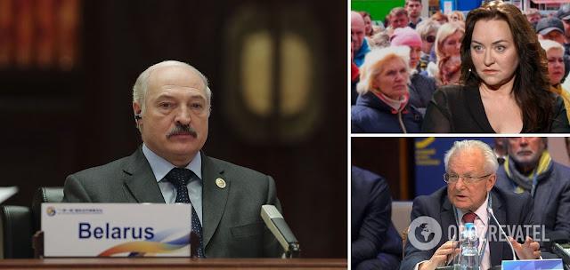 Білорусь можуть від'єднати від SWIFT, чим відповість Лукашенко?
