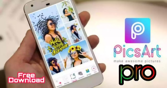 PicsArt Mod APK download latest version for Android