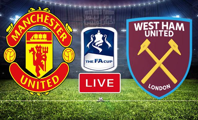 Match FootBall: Manchester United vs West Ham En Direct League Cup