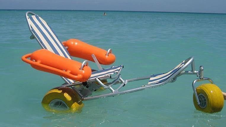 Κύπρος: προσβάσιμες παραλίες για ΑμΕΑ