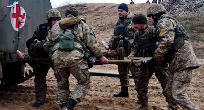 На Донбасі поранено 2 українських вояків