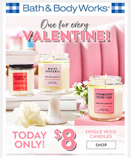 Bath & Body Works | Today's Email - January 30, 2020