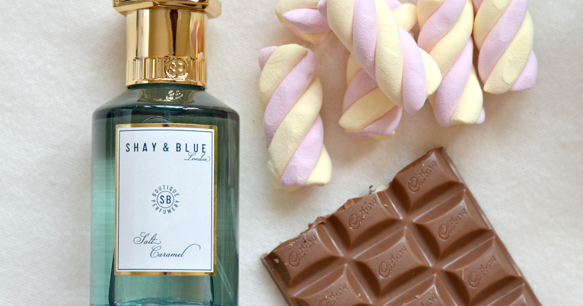 Sweet Home By Shzyr: Good Enough To Eat: NEW Shay & Blue Salt Caramel Fragrance