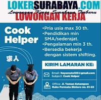 Lowongan Kerja Terbaru di Itoya Resto Surabaya Nopember 2019