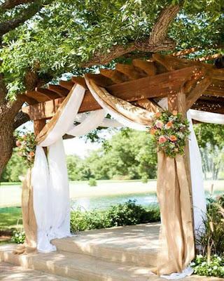 boda minimalista naturalista