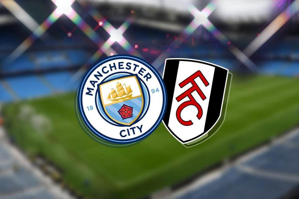 بث مباشر مباراة مانشستر سيتي وفولهام