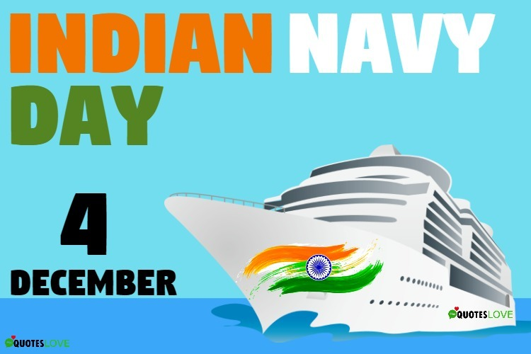 50+ (Best) Happy Indian Navy Day Quotes, Wishes, Status, Messages For Whatsapp & Facebook 2019