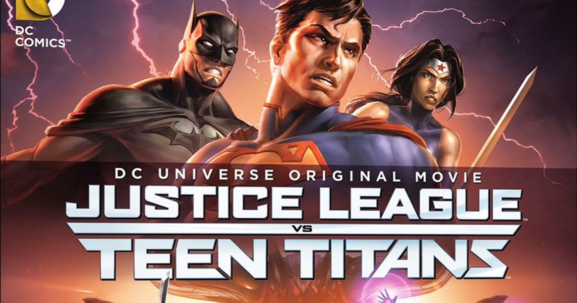 Justice League Vs Teen Titans Full Movie