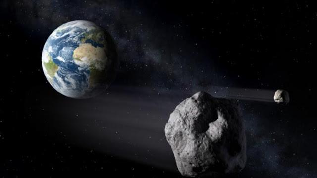 5 FAKTA Asteroid yang Dekati Bumi 8 Mei: Berkecepatan 5,72 Km per Detik, Tak Akan Tabrak Bumi