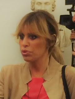 Alessandra  Mussolini is an Italian MEP