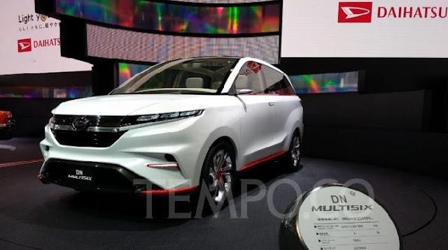 Spesifikasi Toyota Avanza Terbaru Rencananya Diluncurkan pada November 2021