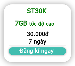 Đăng kí gói Viettel Tiền Giang