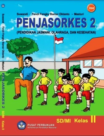 Download Buku PJOK Kelas 2 SD Kurikulum 2013 PDF