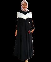 Dress Hitam 7b-001