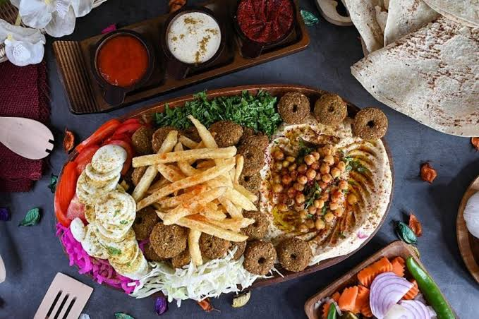 أسعار منيو ورقم وعنوان فروع مطعم الوردة الشامية Warda Shamya