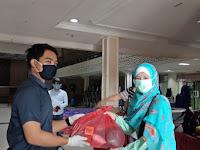 Kembali Bagikan Sembako Tahap 2, UIN Antasari Banjarmasin Sediakan 165 Paket