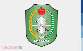 Logo Provinsi Kalimantan Barat (Kalbar) - Download Vector File EPS (Encapsulated PostScript)