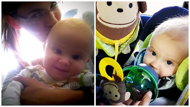 Cestování s miminkem autem vs letadlem