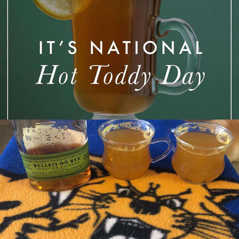 National Hot Toddy Day Wishes Images download