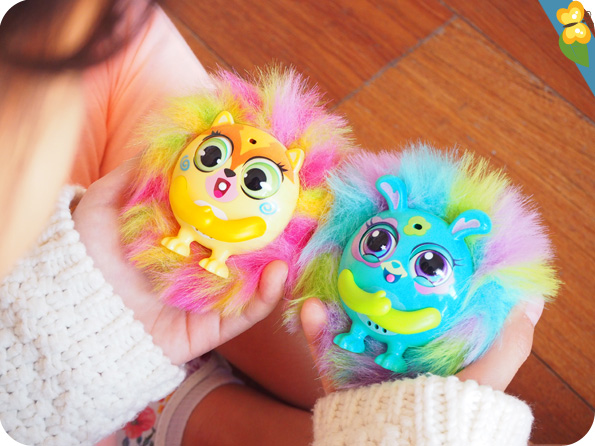 Tiny Furries Par Silverlit Toys