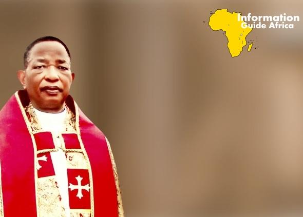 Biography of Venerable Dr Ogom Josiah Nsaka