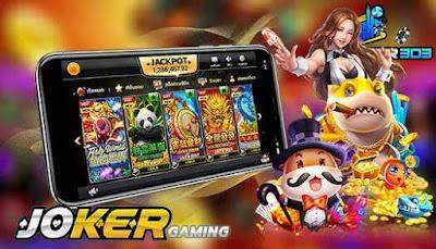 Keseruan Bermain Game Slot Joker123 Mobile Online