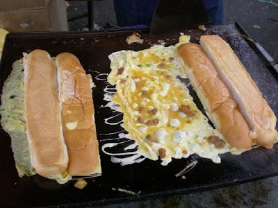 Cara Buat Roti John Inti Daging Yang Simple