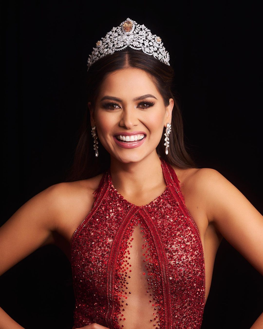 Mexico's Andrea Meza crowned 69th Miss Universe