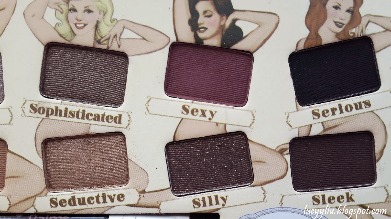 The Balm Nude 'tude Palette review