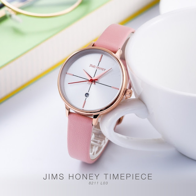 JIMS HONEY TIMEPIECE 8211