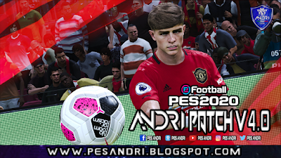 PES 2020 Andri Patch v4.0 AIO RELEASED #25-03-2020
