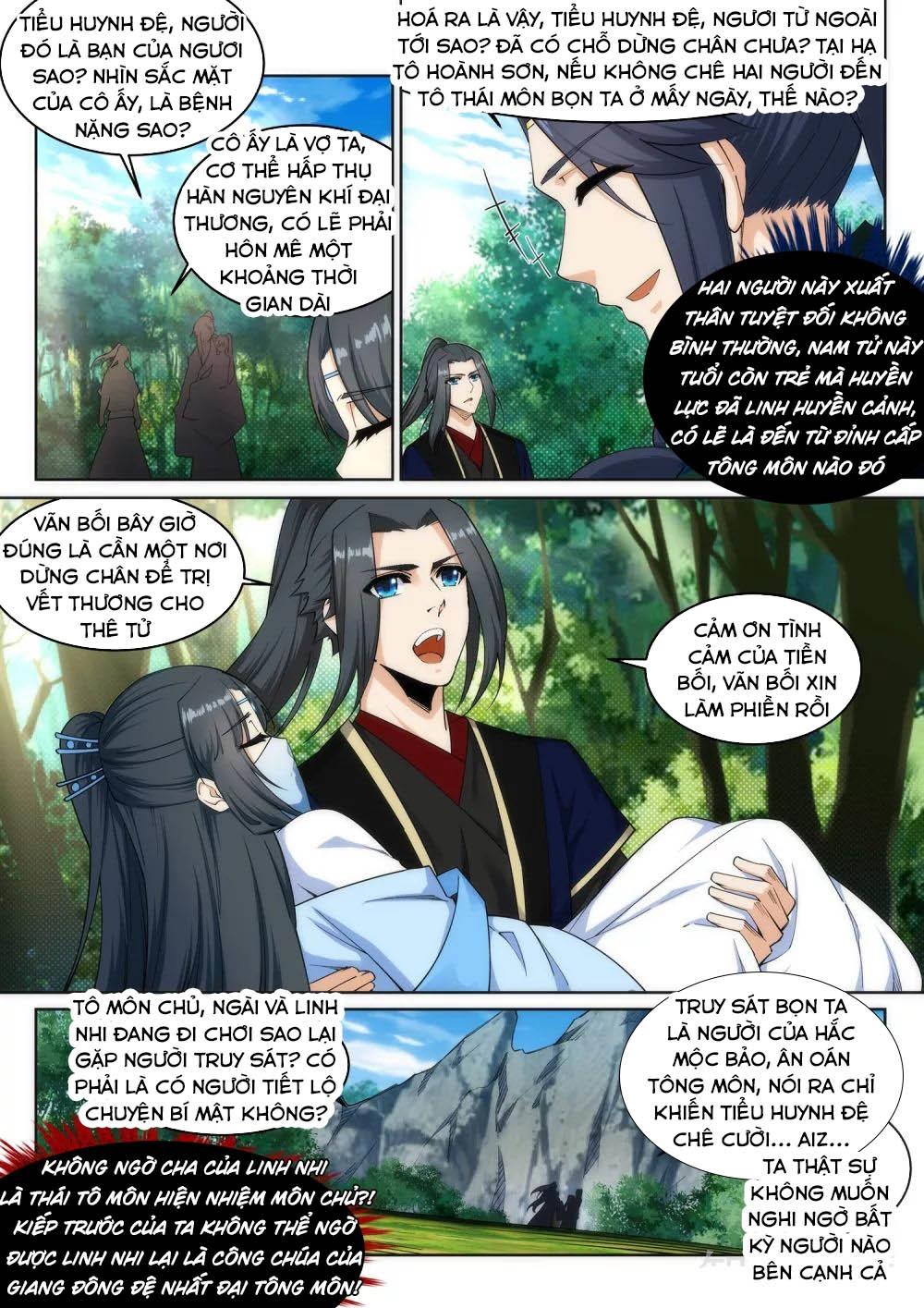 Nghịch Thiên Tà Thần Chapter 155 - Trang 8