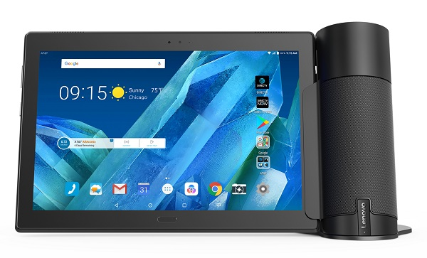 Lenovo launches Moto Tab with 10.1-inch FHD display and 7000 mAh battery