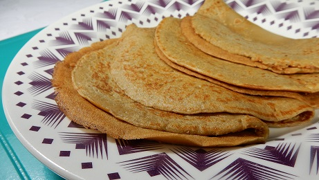 Receita: Crepe de Café simples e prático - Comida Arretada