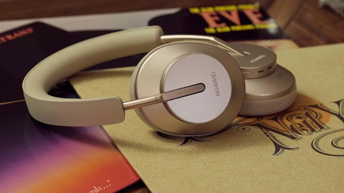 Five Huawei wireless noise-cancelling headphones that are perfect for music lovers