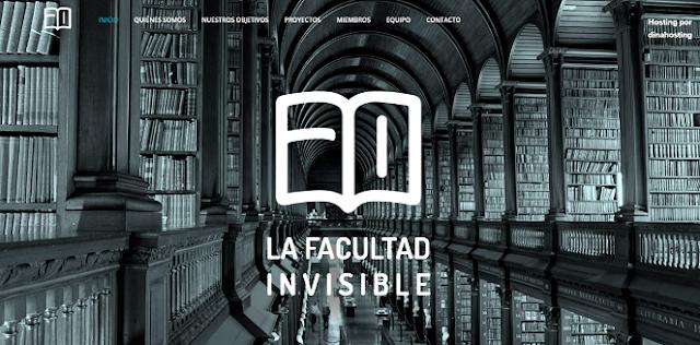 La Facultad Invisible. & I Encuentro  @LFinvisible [video].. Think Thank Universidad #HIgherED