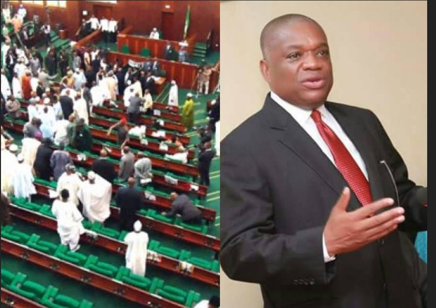 Going to prison is a normal thing - Reps to Orji kalu #Arewapublisize