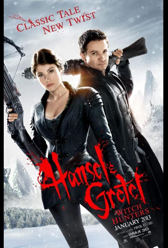 Hansel & Gretel- Witch Hunters 2013 Unrated x264 720p Esub BluRay Dual Audio English Hindi THE GOPI SAHI