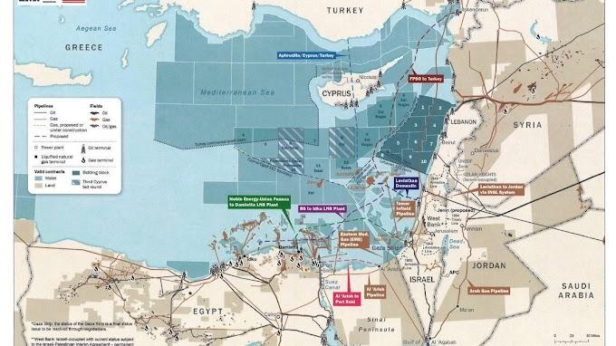 Οι ΗΠΑ έδωσαν την ΑΟΖ μας στους Τούρκους και μας το κρύβουν;;