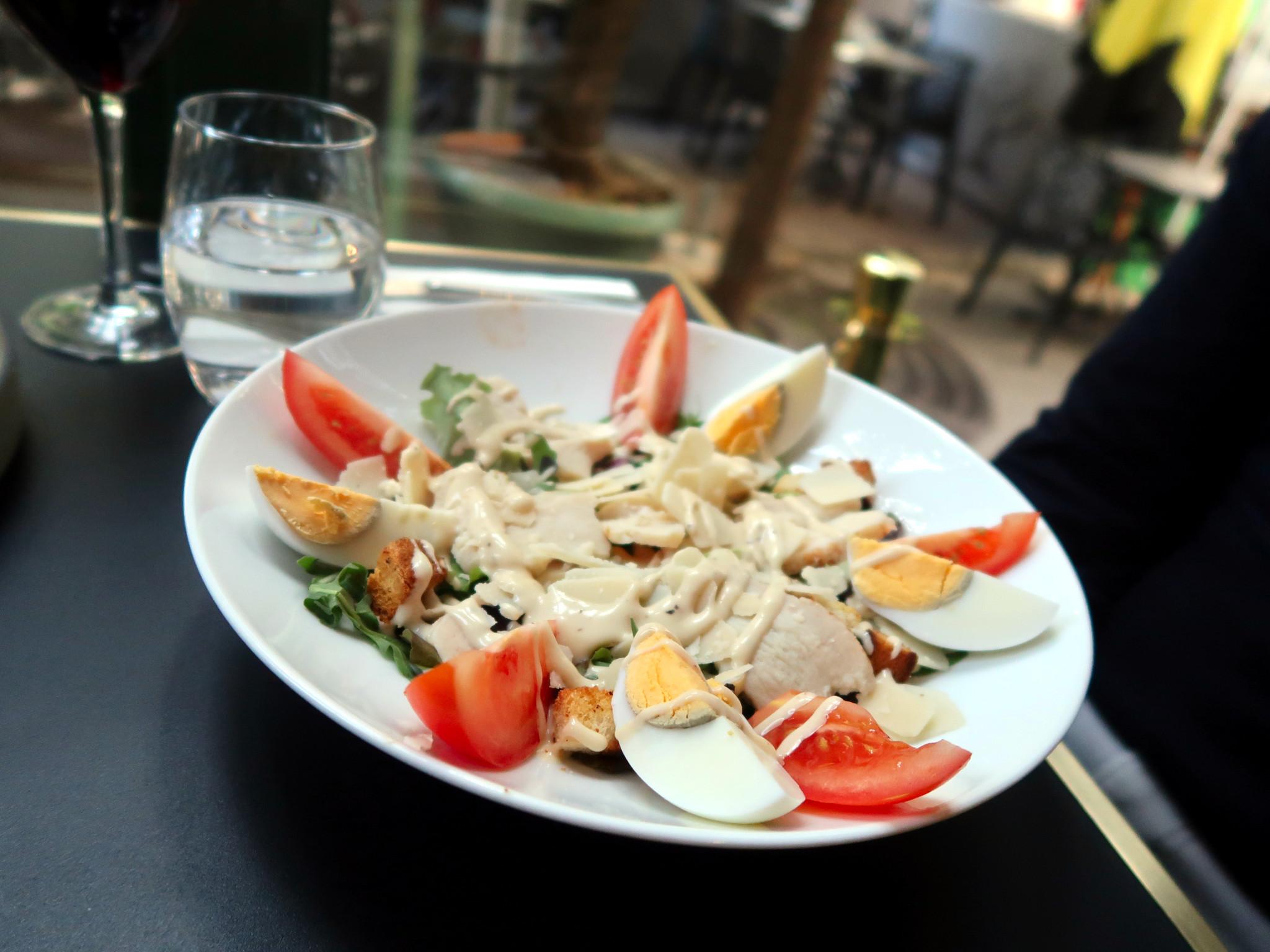 Salade César comme au restaurant
