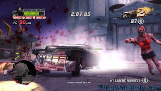 Blood Drive (Xbox 360) 2010