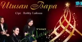 Download Lagu Natal Trio Klasikha - Utusan Bapa