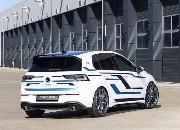 VW Golf GTE Skylight