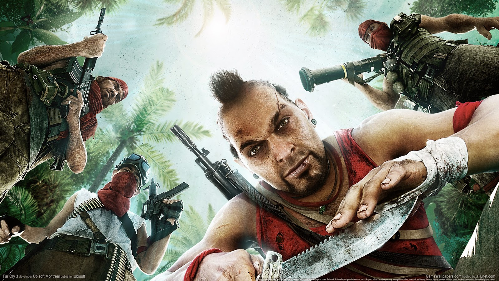 Far Cry 3 Full Version Compressed Free Download