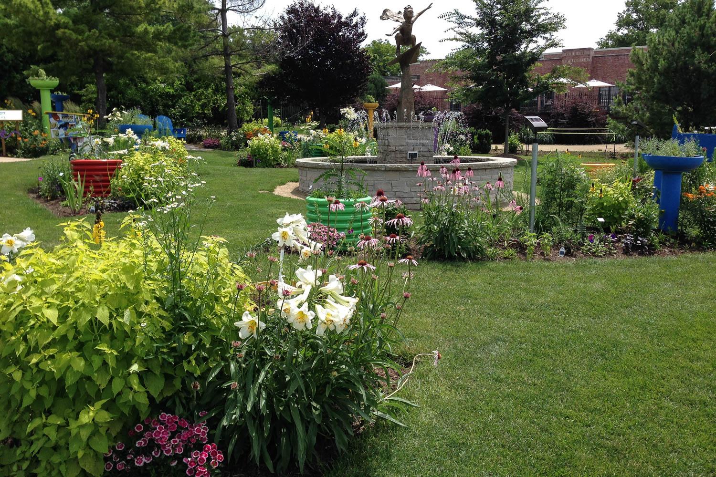 Public Gardens, Gardens, Rotary Botanical Garden, Janesville, Wisconsin