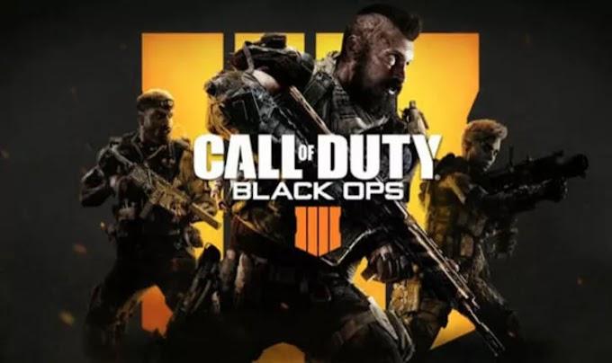 Black Ops 4 Rekoru