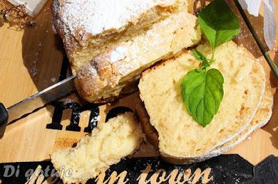 3-składnikowe ciasto z lodów (jak chlebek)