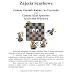 Zajęcia szachowe w GOK  we Frysztaku.